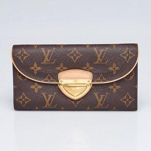 Louis Vuitton Monogram Canvas Eugenie Wallet